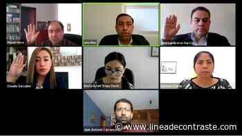 Multa TET a alcalde e integrantes de cabildo de Santa Cruz Tlaxcala por incumplir sentencia - Linea de Contraste