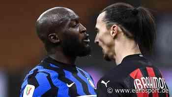 "Romelu Lukaku attackiert Zlatan Ibrahimovic nach Titelgewinn von Inter Mailand: ""Verneig dich!"" - Eurosport DE"