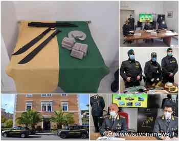Spaccio a Savona, Albissola e Varazze, sei arresti della Finanza: coinvolti anche giovani savonesi per conservare la droga - SavonaNews.it
