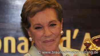 Ehrung: Oscar-Preisträgerin Julie Andrews für Lebenswerk geehrt
