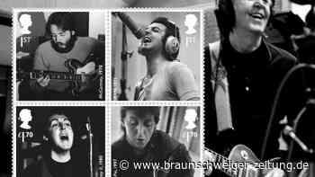 Ehrung: Britische Post würdigt Paul McCartney mit Sonderbriefmarken