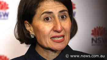 NSW Premier Gladys Berejiklian's warning to other states over coronavirus cases - NEWS.com.au