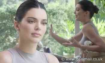 Kendall Jenner admits she 'started having very, very bad panic attacks' a few years ago