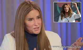 Caitlyn Jenner says she's not Republican but a 'compassionate disrupter' in first election interview