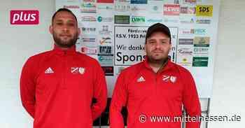 Neues Spielertrainer-Duo für die SG Friedensdorf/Allendorf - Mittelhessen
