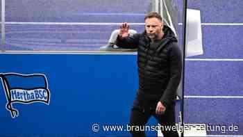Bundesliga: Drei Punkte als Hertha-Mutmacher gegen Abstieg