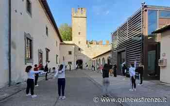 Il covid sposta all'aperto l'ora di ginnastica - Qui News Firenze