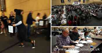Local elections LIVE: Updates as the North East goes to the polls