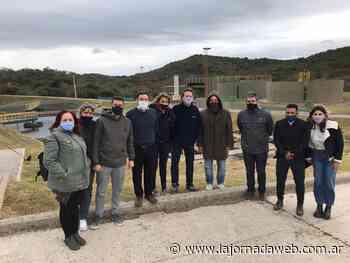 Radicales de Río Cuarto se reunieron con Carlos Paz Despierta por el estudio que detecta coronavirus en aguas residuales - La Jornada Web
