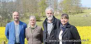 Octeville-sur-Mer. Départementales : François Auber et Anne-Dominique Hautot candidats - Le Courrier Cauchois
