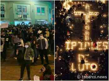 Los homenajes en Pasto, Ipiales y Tumaco por quienes perdieron la vida en el paro nacional - TuBarco