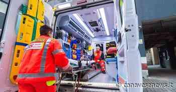 Volpiano: incidente in corso Europa. In uno scontro tra auto tre feriti (uno grave) in ospedale - Canavese News