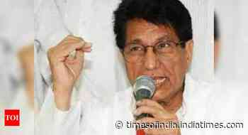 Coronavirus live updates: Former Union minister and RLD chief Ajit Singh passes away battling Covid-19 - Times of India