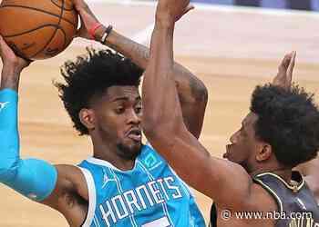 Hornets Starting Season-Long 5-Game Homestand Against Chicago