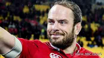 British and Irish Lions: Wales great Alun Wyn Jones to captain squad