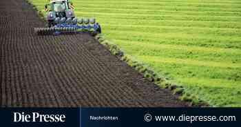 """""""Green Deal"""" für Österreichs Äcker: Wie viel Chemie kommt auf den... - Die Presse"""