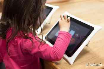 Un nouvel outil numérique arrive dans les écoles de Louviers - actu.fr