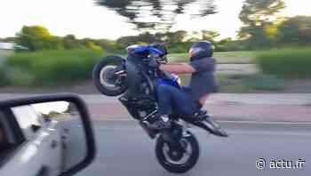 Un motard interpellé à Val-de-Reuil - actu.fr