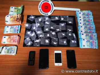 Maddaloni, arrestato 37enne ed un 34enne per spaccio di droga - Contrasto TV