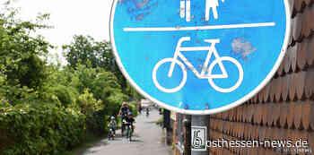 Die Stadt Fahrrad-sicher machen: Tempo 30 auf Hauptverkehrsader gefordert - Osthessen News