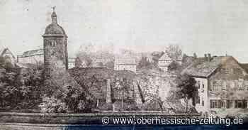 Alsfeld: Aus Pulverturm wird das Luther-Türmchen - Oberhessische Zeitung