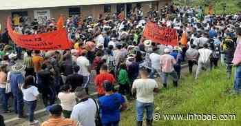 Tras una semana de paro, campesinos de Anorí, Antioquia, lograron acuerdos con el gobierno - infobae