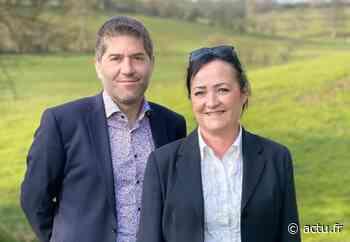 Départementales 2021 : Catherine Meunier et Jérôme Nury, candidats pour Domfront-en-Poiraie - actu.fr