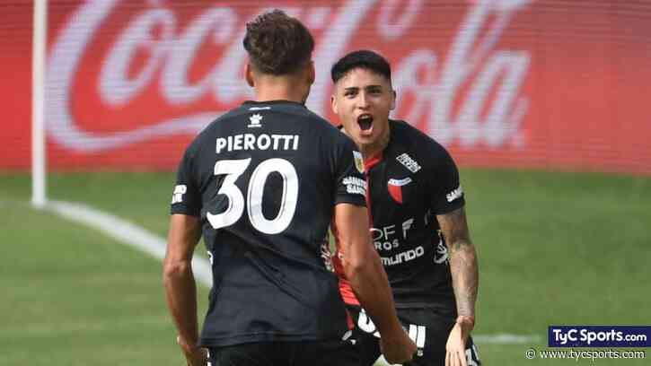 Colón: Eduardo Domínguez podría lo mejor ante Unión - Liga Profesional de Fútbol en TyCSports.com