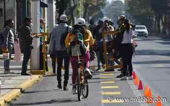 Junta de Caminos presenta estudios de la ciclovía de Paseo Colón en Toluca - Milenio.com