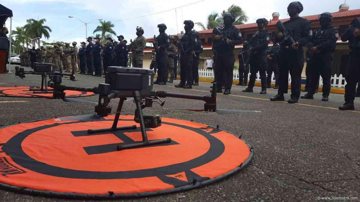 Estamentos de seguridad inician la Operación Caribe II en Colón - Telemetro