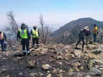 Controlados al 100% incendios en Landa, El Marqués y Colón - Rotativo de Querétaro