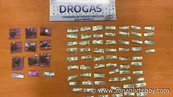 Detienen a tres jóvenes por comercialización de drogas en Florida Oeste - zonanortehoy.com