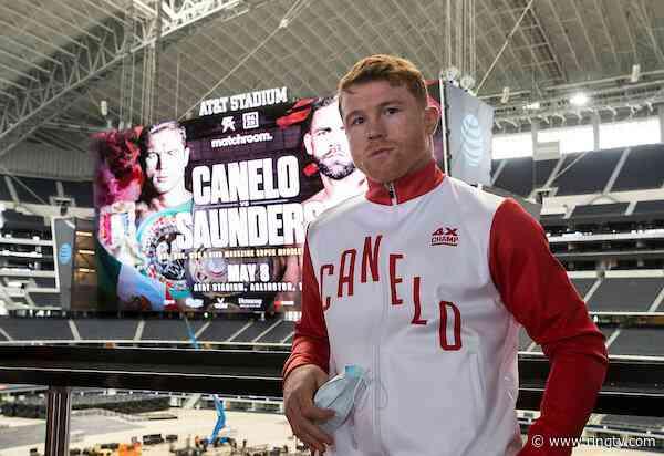 Canelo Alvarez is willing to look ahead