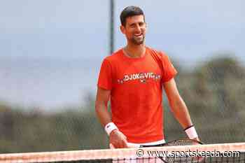 """Novak Djokovic's support is something that cannot be described in words"" - Matej Sabanov - Sportskeeda"