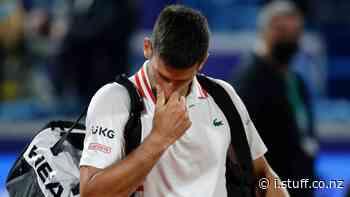 World No. 1 Novak Djokovic suffers shock defeat in Serbian Open semis - Stuff.co.nz