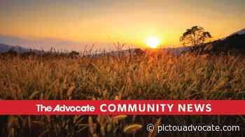 Farm Safety Nova Scotia plants mental health awareness campaign - pictouadvocate.com