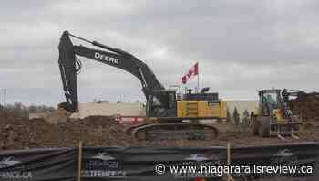 Work underway in Welland on third-largest Canadian Tire store in country - NiagaraFallsReview.ca