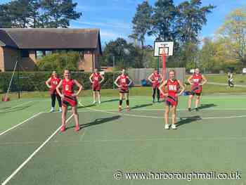 NETBALL: Injuries are no problem as Mavericks see off Welland Valley - Harborough Mail