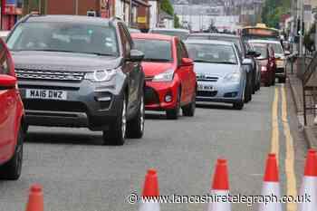 Respite in Blackburn's traffic levels will 'soon be over'