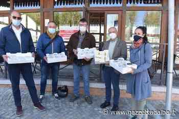 40 robiole di Roccaverano per il centro vaccinale di Acqui Terme - http://gazzettadalba.it/