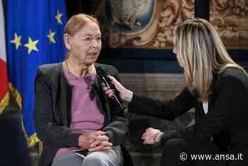 Premio Acqui Storia, Edith Bruck è Testimone del Tempo - ANSA Nuova Europa