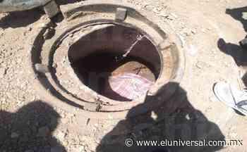 Encuentran cuerpo desmembrado de una mujer en una alcantarilla de Nogales, Sonora | El Universal - El Universal