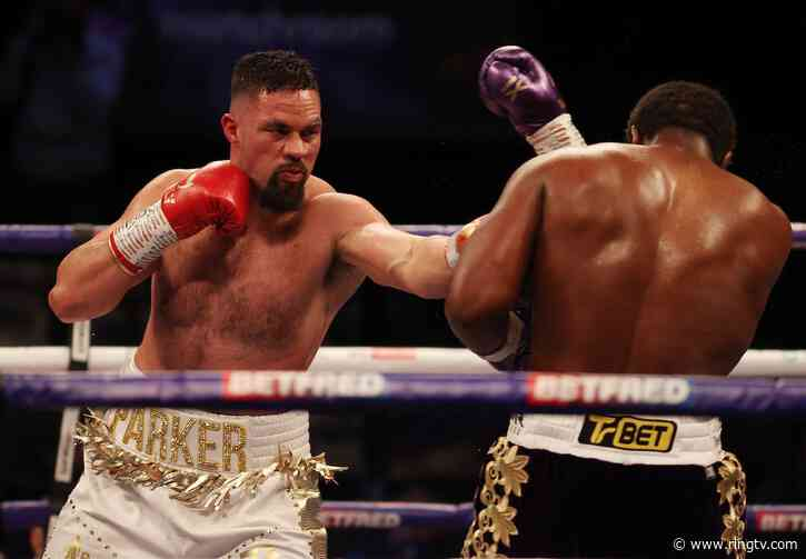 Ring Ratings Update: Parker, Ruiz spark heavyweight shuffle, Edwards crashes flyweight rankings