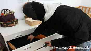 Paura a Ravello, furto in pieno giorno in un appartamento a Castiglione - Positanonews - Positanonews