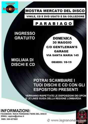 La mostra del disco torna a Parabiago - LegnanoNews.it