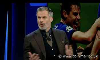 Carragher hails strength of Premier League ahead of all-English Champions League final