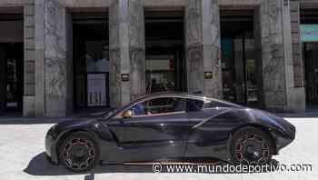 El hiperdeportivo Carmen Boulogne llega al Hotel Mandarin Oriental Barcelona - Mundo Deportivo