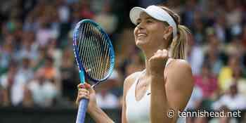Jannik Sinner: 'I feel lucky to have met Maria Sharapova' - Tennishead