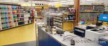 Bureau Vallée ouvre un nouveau point de vente à Nort-sur-Erdre - AC Franchise