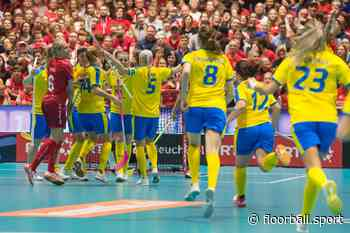 Swedish Floorball and SVT in a new agreement - major investment in World Floorball Championships - IFF Main Site - International Floorball Federation